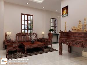 Ngôi Nhà Đẹp Của Người Á Đông