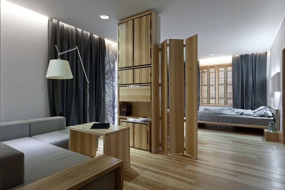 Những Thiết Kế Phòng Ngủ Tuyệt Đẹp Từ Gỗ Phần 1