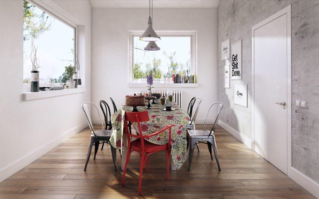 Chiêm Ngưỡng Những Thiết Kế Phòng Ăn Tuyệt Đẹp Cho Nhà Phố