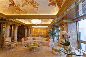 Khám Phá Penthouse Xa Xỉ Của Tân Tổng Thống Mỹ - Donald Trump
