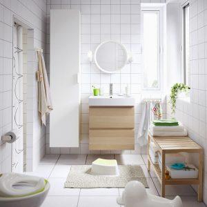 Tập Hợp Mẫu Phòng Tắm Đơn Sắc Cho Nhà Đẹp
