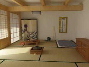 Tư Vấn Thiết Kế Mẫu Phòng Ngủ Đơn Giản Mà Tinh Tế Của Người Nhật